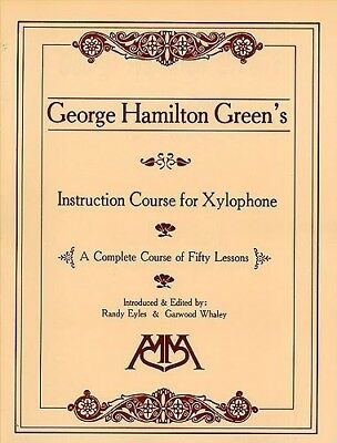Instruction Course for Xylophone - Xylophone - Score