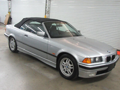 1997 BMW 3-Series 328ICA 85000 ORIGINAL MILES CONVERTIBLE 328 328CI LEATHER CLEAN CARFAX 3OWNER 328CA 325
