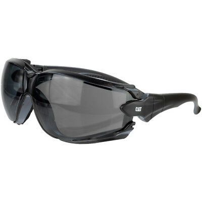 Caterpillar Mens Torque Work Safety Glasses Spectacles Grey