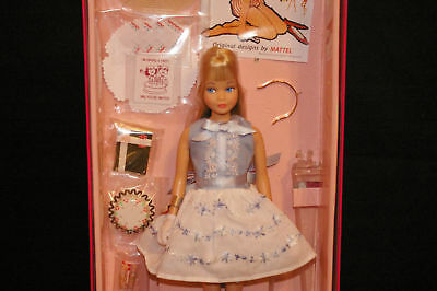 New 2014 Skipper 50th Anniversary Doll -Blonde--BDH79 --Sold out from Mattel