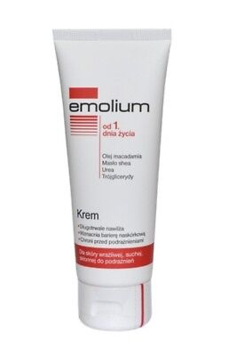 Emolium From The First Day Of Life Special Cream Eczema,very Dry Sensitive 75ml