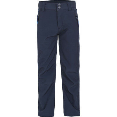 Trespass Girls Galloway Windproof Lightweight Softshell Pants Trousers