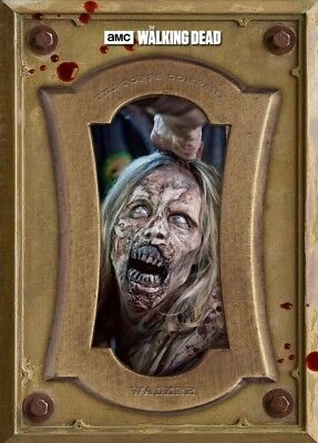 WALKER HALL OF FAME BUS WALKER The Walking Dead Card Trader Digital