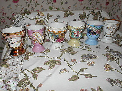 German Porcelain Toasting Mugs~Luster& Gold~Rare Victorian Art Pottery~Exquisite