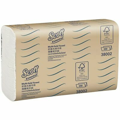 Scott Essential Multifold Hand Towel 16 Pack