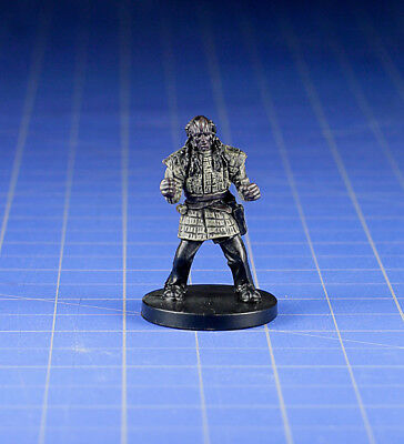 Star Wars miniatures minis Bounty Hunters Weequay Thug #51 & Card WOTC