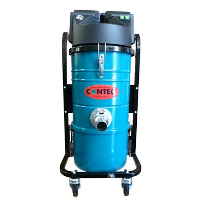Industrial Vacuum Dust Collector Contec Cdm1500-Made In Germany.
