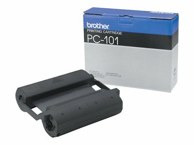 Brother Black Fax Printing Cartridge PC101 PC-101 MFC-1750 MFC-1850MC MFC-1950