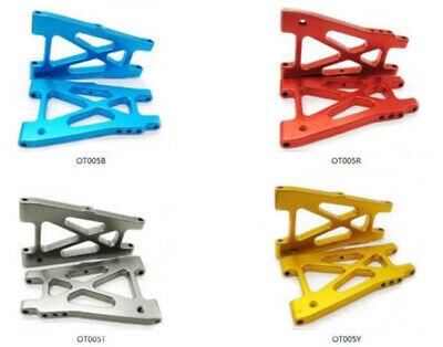 Aluminum Alloy metal rear Lower Susp Arm OT005 for Kyosho Optima 1/10 4wd car