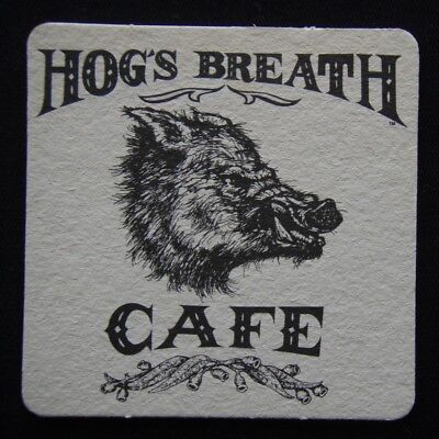 Hog's Breath Cafe Coaster (B306)