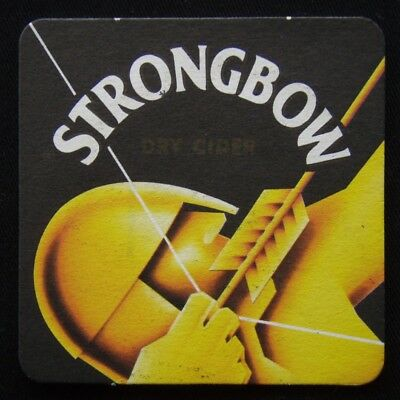 Strongbow Dry Cider Coaster (B306)