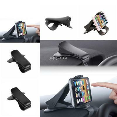 Universal Car Auto Dashboard Mount Holder Stand Clamp Clip For Smartphone GPS o