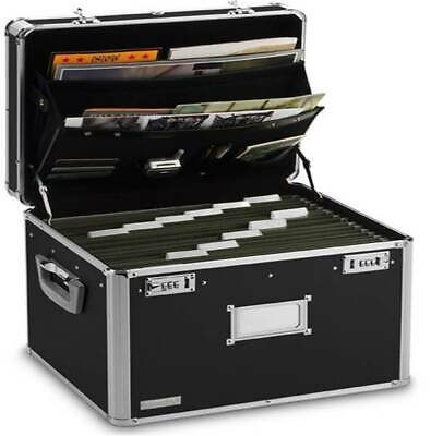 Lietz Vaultz Document Filing Chest Black