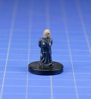 Star Wars miniatures Minis the Force Unleashed Ugnaught Boss #59 & card WOTC