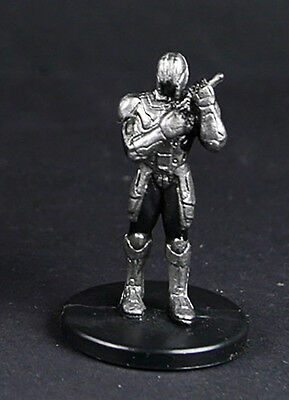 Star Wars miniatures Knights of the old Republic Sith Guard #17 & card