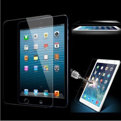 Genuine Premium Tempered Glass Film Screen Protector For Apple iPad 2/3 /4 Case