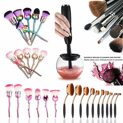 Make Up Brush Electric Cleaner Dryer Set Cosmetic Auto Clean Dry Washing Tool