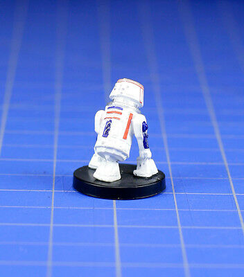 Star Wars miniatures minis Champions of the Force R5 Astromech Droid #58