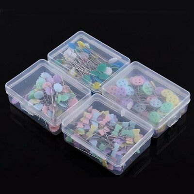 100Pcs Sewing Acessory Fixed Tool Button Top Needles Craft Decor 3.5CM