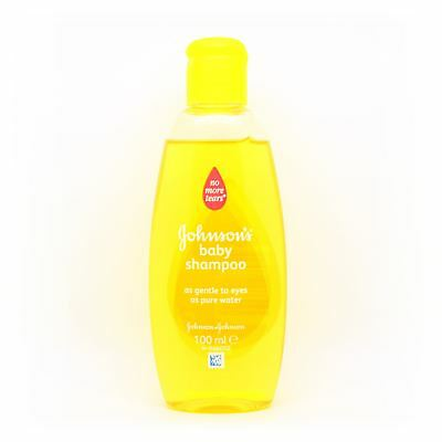 Johnsons Baby Shampoo Travel Size 100ml