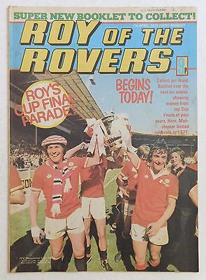 ROY OF THE ROVERS Comic - 7th April 1979