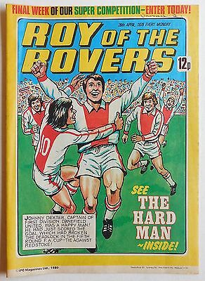 ROY OF THE ROVERS Comic - 26th April 1979