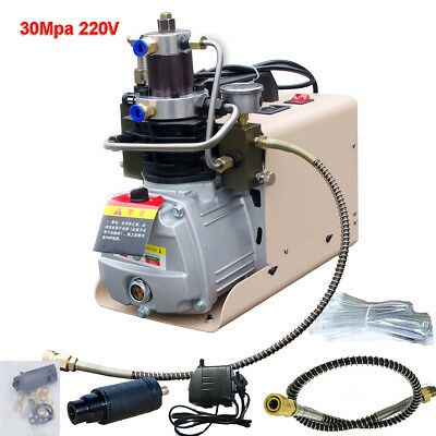 30Mpa Electric Compressor Pump Booster Electric Air Pump 220V High Pressure HOT