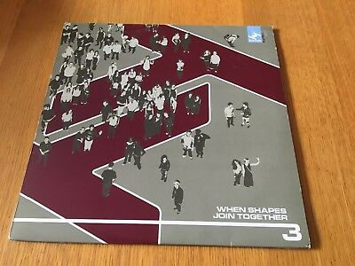 When Shapes Join Together 3 - 2002 Double Lp Ex - Buy More Combine Postage