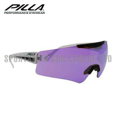 Pilla Vigilante Shooting Glasses Grey