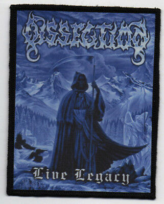 Dissection Patch / Speed-Thrash-Black-Death Metal