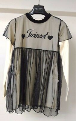 Twinset Simona Barbieri Girl Maxi T-Shirt Art.ga723A
