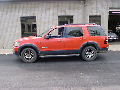 2007 Ford Explorer xlt 2007 ford explorer ironman edition 4wd