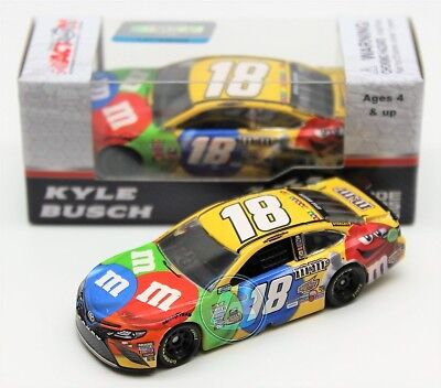 Kyle Busch 2017 ACTION 1:64 #18 M&M's Toyota Camry Nascar Monster Energy Diecast