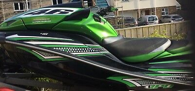 Kawasaki Ultra  300X Jet Ski Intercooled Supercharged