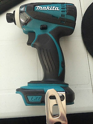 "Brand New Makita 1/4"" 18V Lxt Impact Driver Bare Tool Only Model Dtd152"