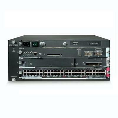 Cisco Systems WS-C6504E-S32-10GE | used | incl 19% VAT | 2 years warranty* [gene