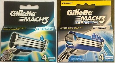 Gillette Mach 3 | Mach 3 Turbo| Razor Blades |100% Genuine| 800 packs SOLD