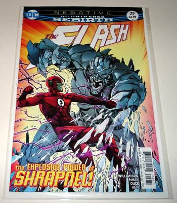 The FLASH # 29  DC Comic  October 2017  NM