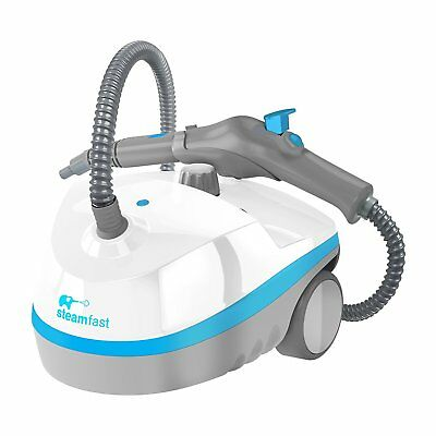 Steamfast Multi-Purpose Steam Cleaner with 45oz Reservoir & Assorted Attachments