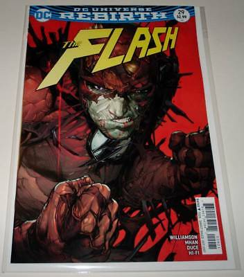 The FLASH # 29  DC Comic  October 2017  NM   VARIANT COVER EDITION