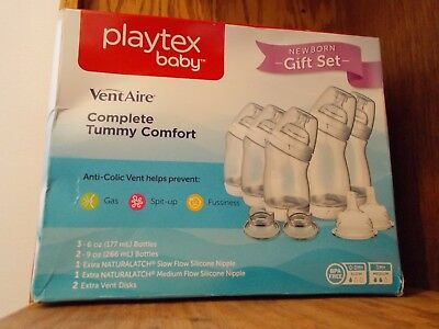 Playtex Baby Ventaire Anti Colic Baby Bottle Gift Set