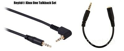 Xbox One Chat Kit For Astro Gaming Headsets - Cable & Adapter - A30 A40 A50