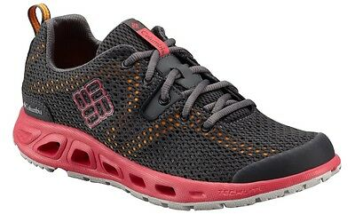 New Womens Columbia Drainmaker II Athletic Hiking Trail Fishing Boat Water Shoes