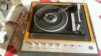 Antiguo Tocadiscos Bettor 210 S
