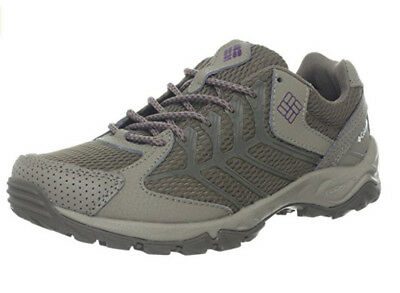 "New Womens Columbia ""Trailhawk"" Omni-Grip Techlite Hiking Trail Comfort Shoes"