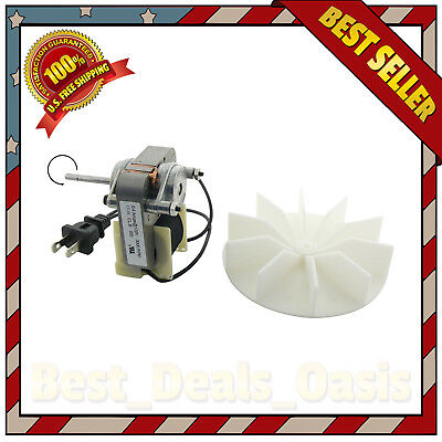Bathroom Fan Replacement Electric Motor Kit 120V for Broan Nutone Uppco New