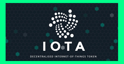20,000,000 IOTA (Internet Of Things) Crypto Coins 20Mi (20MILLION IOTA)