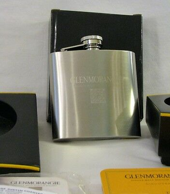 GLENMORANGIE Single Malt Scotch Whisky  FLASK