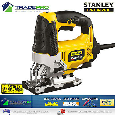 Stanley® Fatmax Electric 710W Jigsaw Genuine FME340K-XE Multi Blade with Case