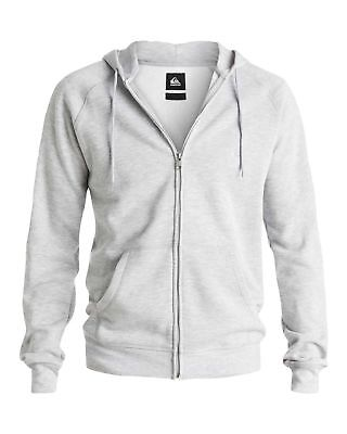 NEW QUIKSILVER™  Mens Everyday Zip Hoodie Sweatshirt